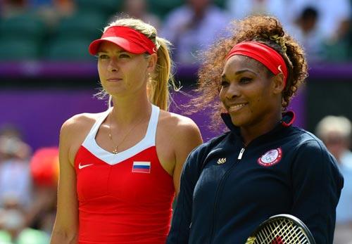 Serena - Sharapova: Thời khắc lịch sử - 1