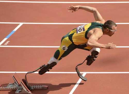 VĐV khuyết tật tranh tài ở Olympic - 1