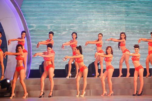 Người đẹp Hạ Long đăng quang Miss Sport 2012 - 1
