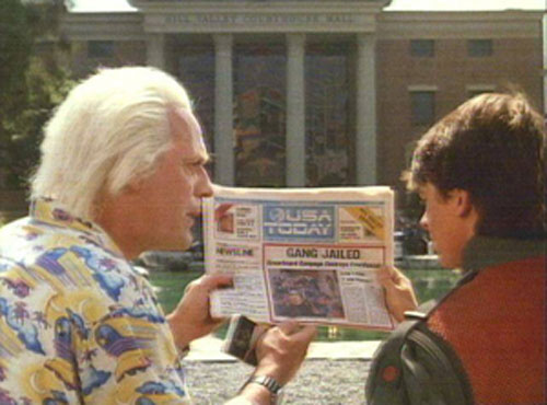 Trailer phim: Back To The Future II - 1