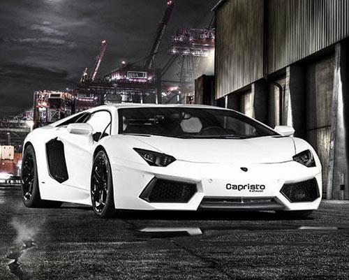 """Lamborghini Aventador """"độ"""": Tột đỉnh sức mạnh - 1"""
