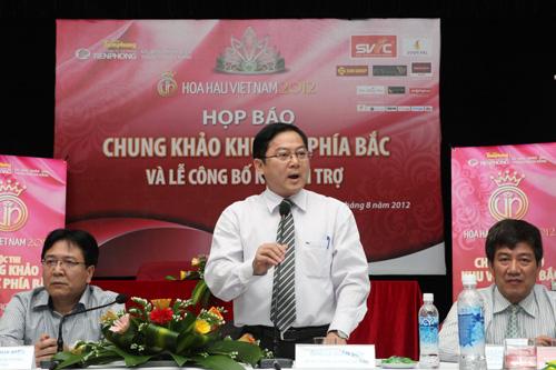 Hoa hậu Việt Nam: Vẫn có vòng thi ứng xử - 1