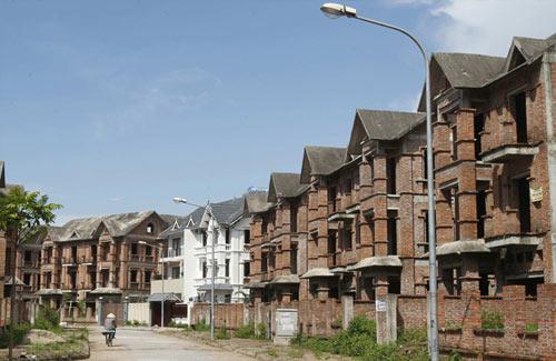 Hết cách hạ giá bất động sản? - 1