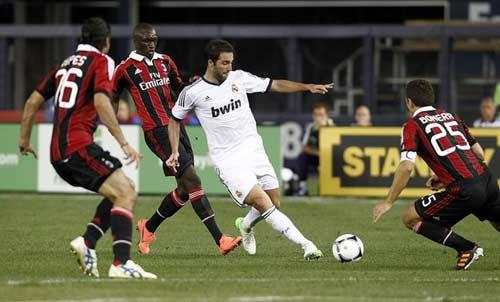 Milan thua thảm Real: Hơn cả một cái tát - 1