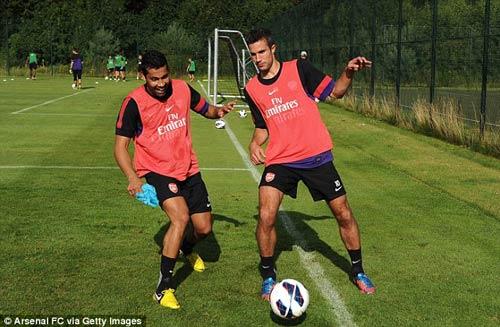 Arsenal: Hãy giữ công thần! - 1