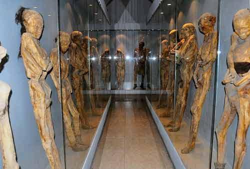 Thăm bảo tàng xác ướp kì lạ ở Mexico - 1