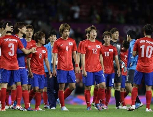 Hàn Quốc – Nhật Bản: Kỳ phùng địch thủ - 1