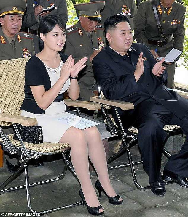Vợ chủ tịch Kim Jong-un lên bìa Vouge - 1