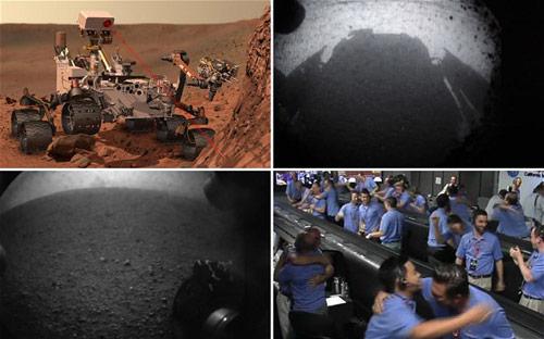 Con người sẽ sớm đặt chân lên sao Hỏa - 1
