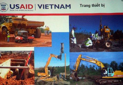 Tẩy dioxin ở sân bay Đà Nẵng - 1