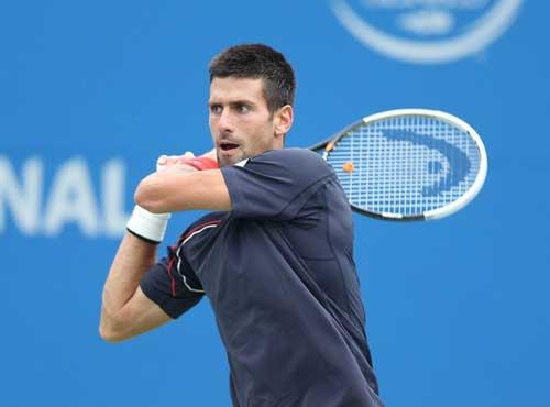Djokovic - Querrey: Vượt khó (video vòng 3 Rogers Cup) - 1
