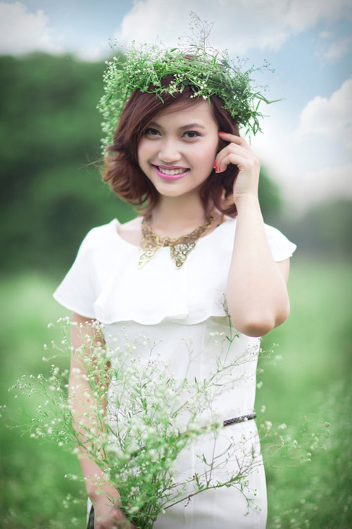Anna Yến đẹp như thiên thần - 1
