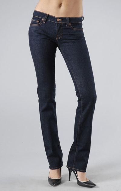Chọn jeans đẹp cho từng dáng người - 1