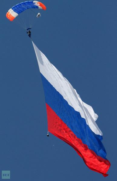 Ấn tượng màn trình diễn của không quân Nga - 1