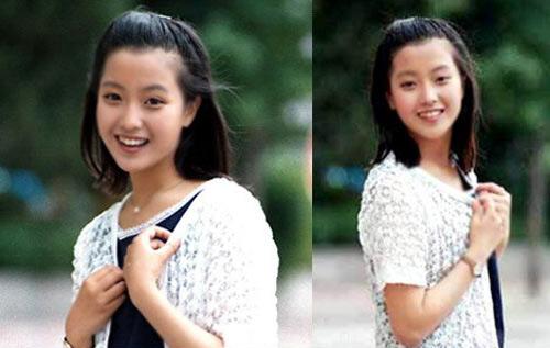 Kim Hee Sun lộ ảnh thời con gái - 1