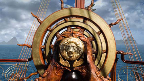 Trailer phim: The Chronicles of Narnia: The Voyage of the Dawn Treader - 1