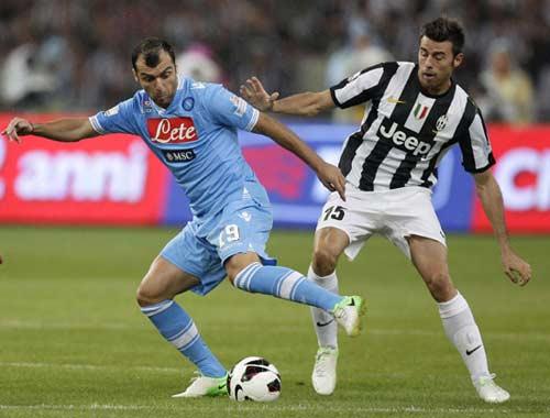 Juventus – Napoli: Mãn nhãn - 1