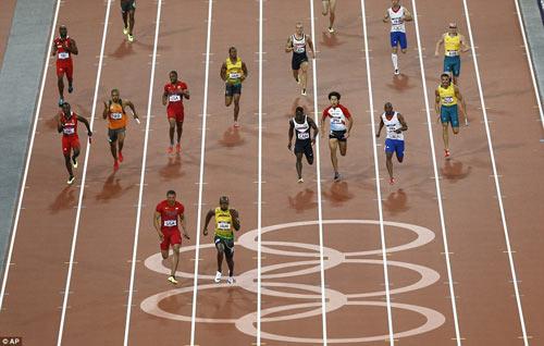 HCV thứ ba cho Usain Bolt - 1