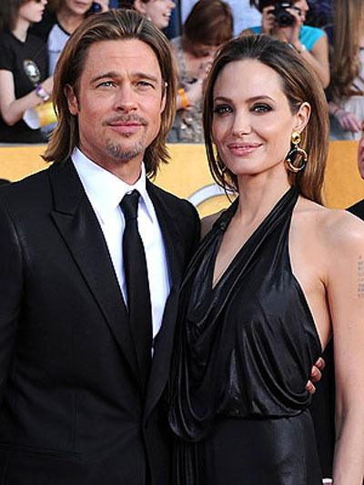 Đám cưới Jolie-Pitt không diễn ra tuần này - 1