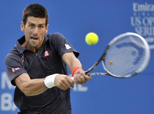 Djokovic - Gasquet: Đánh nhanh thắng nhanh (Video CK Rogers Cup) - 1