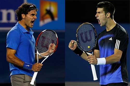 Djokovic sắp soán ngôi số 1 của Federer? - 1