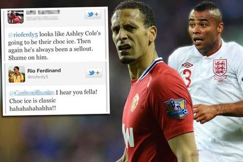 """Rio Ferdinand sắp bị FA đưa """"lên thớt"""" - 1"""