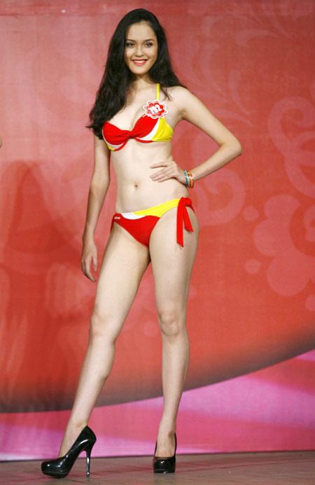 Điểm yếu của thí sinh Hoa hậu Việt Nam - 1