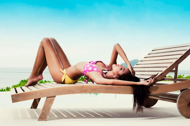 Phiêu bồng cùng bikini