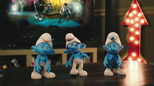Trailer phim:  The Smurfs Movie - 1