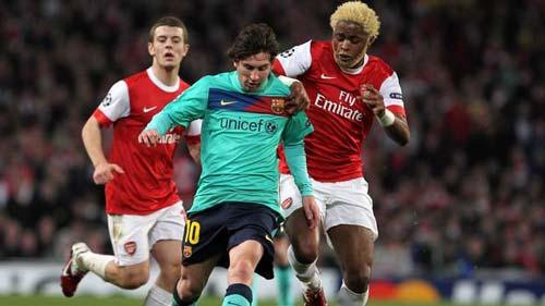 Barca xác nhận có Alex Song - 1