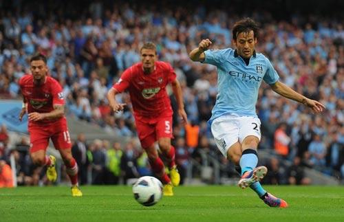 Man City: Hai bộ mặt nhà vô địch - 1