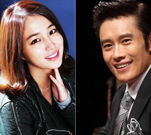 Hé lộ người tình mới của Lee Byung Hun - 1