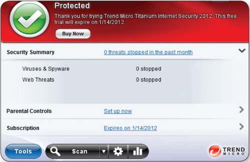 Những phần mềm bảo mật tốt nhất năm 2012 - 1