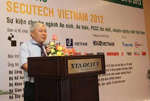 Triển lãm Secutech Vietnam 2012 sắp khai màn - 1