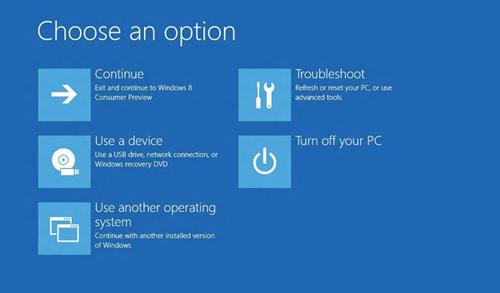 Lợi ích của Windows 8 với khách hàng doanh nghiệp - 1
