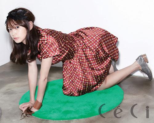Sao Hàn hot nhất trên tạp chí tháng 9 - 1