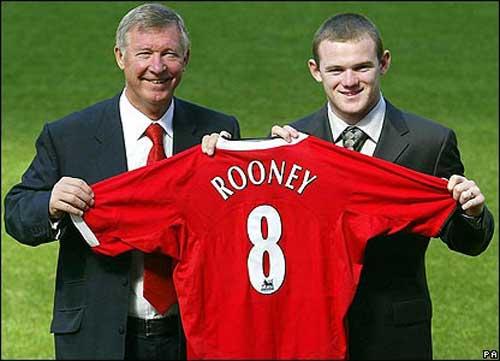 Wayne Rooney: 10 năm một chặng đường - 1