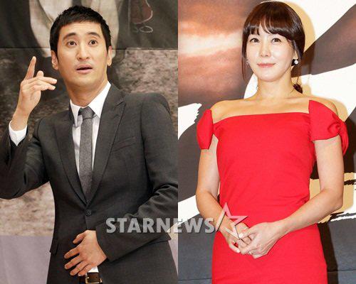 Cặp đôi hài hước trên màn ảnh Hàn - 1
