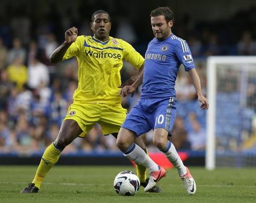 Chelsea - Reading: Hiệp 2 bùng nổ - 1
