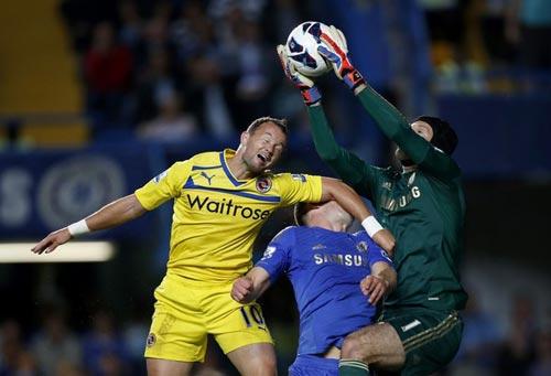 Hậu Chelsea – Reading: Sống trong bất an - 1