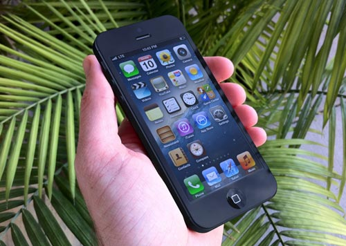 iPhone 5 sẽ khan hiếm khi ra mắt - 1