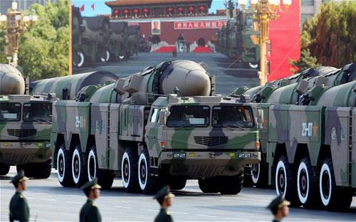 Mỹ sẽ thiết lập lá chắn tên lửa mới ở châu Á - 1