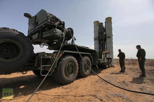 Nga: Sức mạnh của hệ thống phòng không S-400 - 1