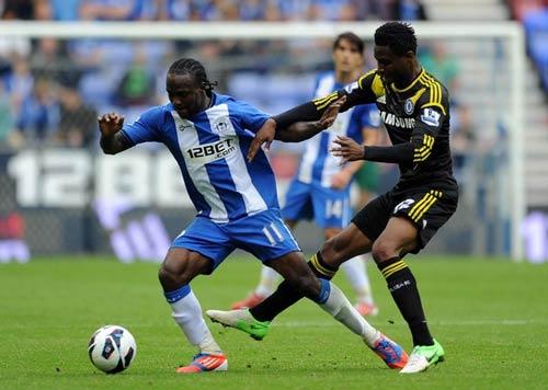 Chelsea đạt thỏa thuận mua Victor Moses - 1
