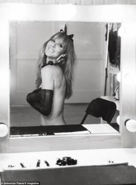 Celine Dion bán nude nóng bỏng - 1