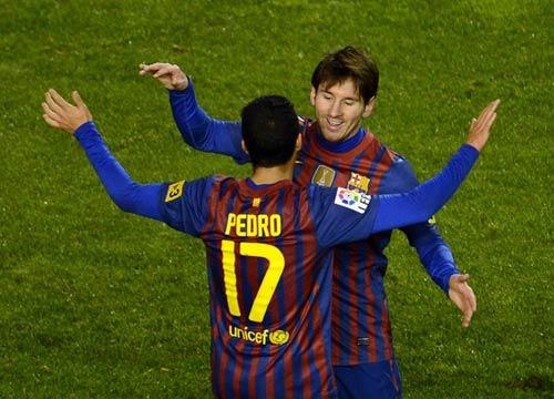 Barca hạ Real: Tito không chỉ có Messi - 1