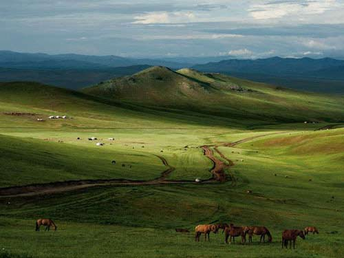 Kinh nghiệm du lịch Mông Cổ - 1