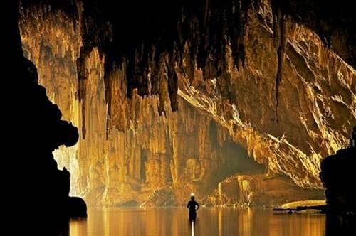 Những kỳ quan hang động ở Thái Lan - 1