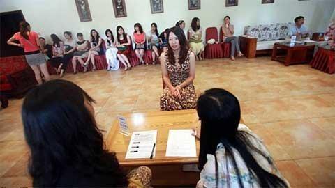 Đột nhập cuộc tuyển vợ của đại gia Trung Quốc - 1