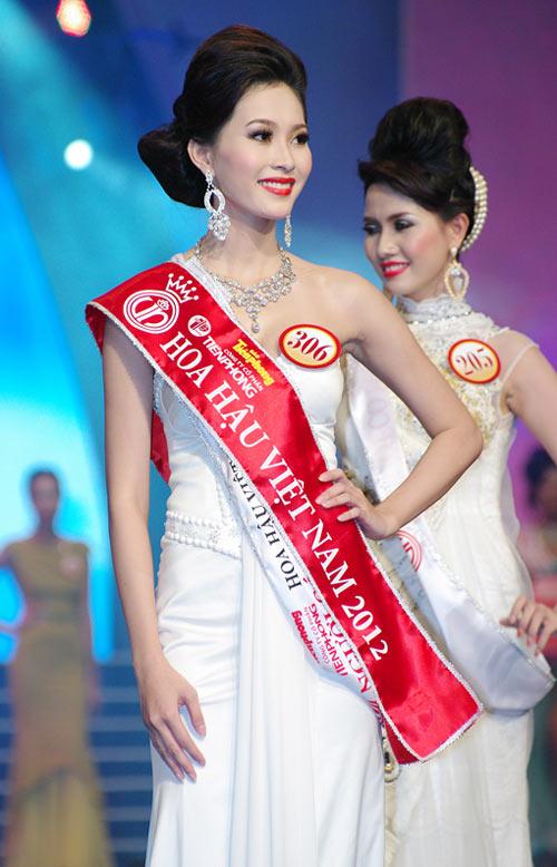 Đặng Thu Thảo trở thành Hoa hậu Việt Nam - 1